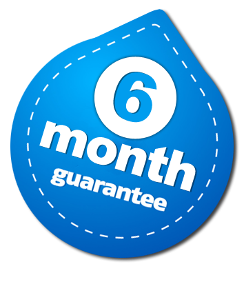 Care Repair 6 month Guarantee