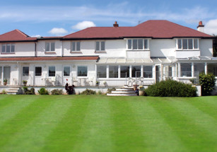 The Long Range Hotel - Budleigh Salterton