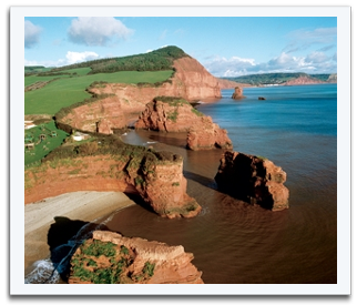 Budleigh Salterton to Sidmouth