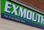 Exmouth Indoor Storage