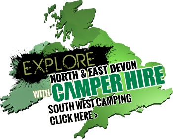 Explore More with North & East Devon Camper Hire