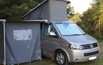 Extras - North Devon Camper Hire - Safari Room