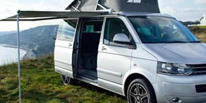 About North Devon Camper Hire