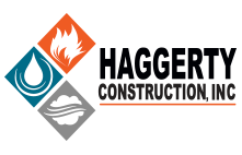 Haggerty Construction Restoration Logo