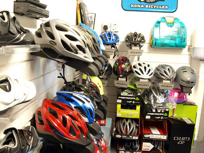 Helmets - Exeter Cycles