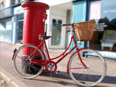Red Bike - Exeter Cycles