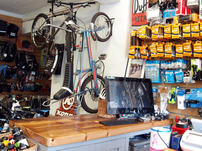The Shop Exeter Cycles - Topsham Road Exeter