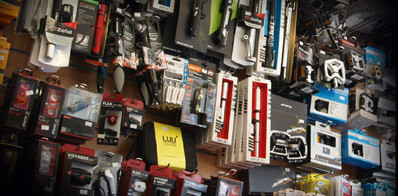 Wide range of Parts & Accessories - Exeter Cycles