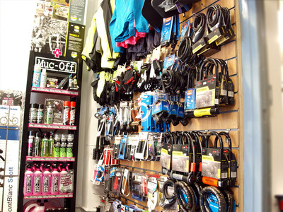 Accessories - Exeter Cycles