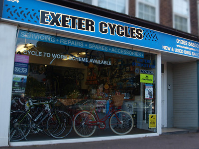 Exeter Cycles - Topsham Road Exeter
