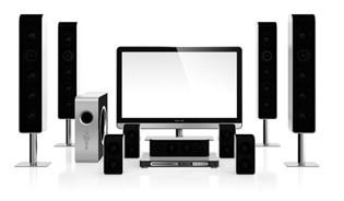 TV - Home Cinema & Audio