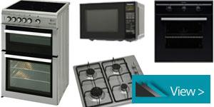 Cookers, Ovens, Hobs & Mircrowaves