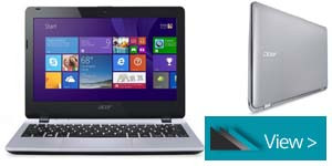 ACER Laptop Range