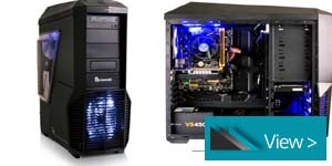 PC SPECIALIST Gaming PCs