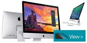 APPLE iMac ME087B/A All-in-One Desktop Computer, Quad-core Intel Core i5, 8GB RAM, 1TB, 21.5