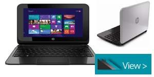 HP Laptop Range