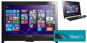 All-in-One Desktop PCs