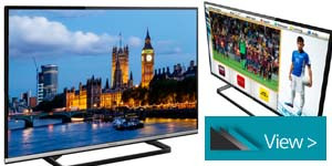 PANASONIC TV RANGE
