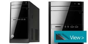 HP Desktop PCs