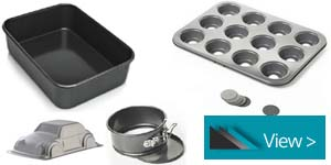 Baking Tins, Trays & Racks