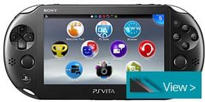 SONY PlayStation Vita Slim Wi-Fi 1GB Consoles