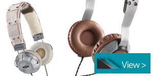 THE HOUSE OF MARLEY HEADPHONES