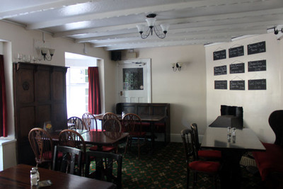 The Royal Oak - Seating Area