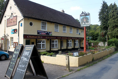 The Royal Oak - NADDERWATER, EXETER, EX4 2JH Telephone: 01392 272352