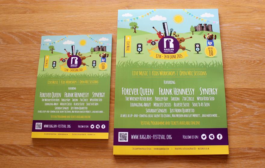 Raglan Festival 2015 Posters