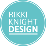 Rikki Knight Design Logo