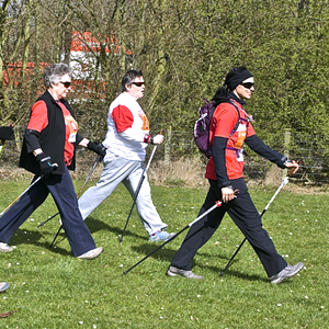 Ladies Nordic Walking in York