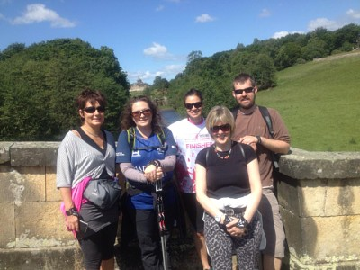 Nordic walking adventure walks york