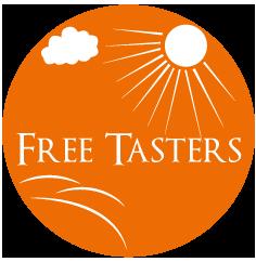 Nordic Strides York free tasters icon
