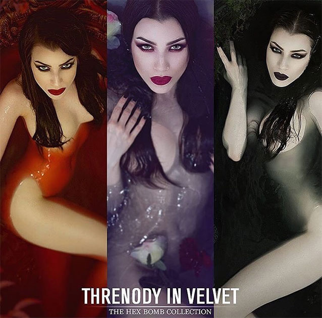 Threnody In Velvet - The Hex Bomb Collection