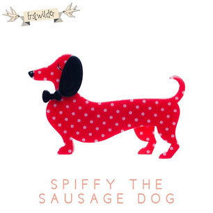 Spiffy the Sausage Dog