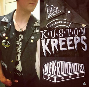 Kustom Kreeps Jacket