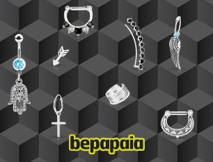 bepapaia piericing and jewellery