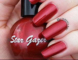 Stargazer Nail Varnishes