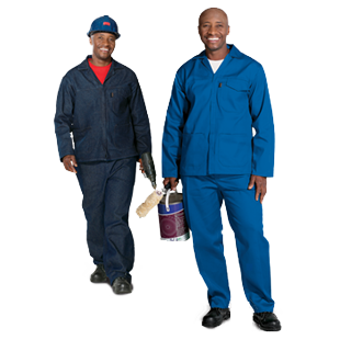 2 Piece Coveralls | Industrial Uniform | TSI Apparel