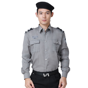 Security Shirt - Full Sleeve | Industrial Uniform | TSI Apparel