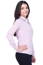 Female Formal Shirt | Corporate Uniform | TSI Apparel | Uniforms Manufacturing in UAE