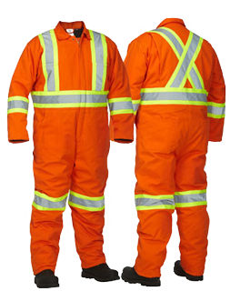 Safety Coveralls | Industrial Uniform | TSI Apparel