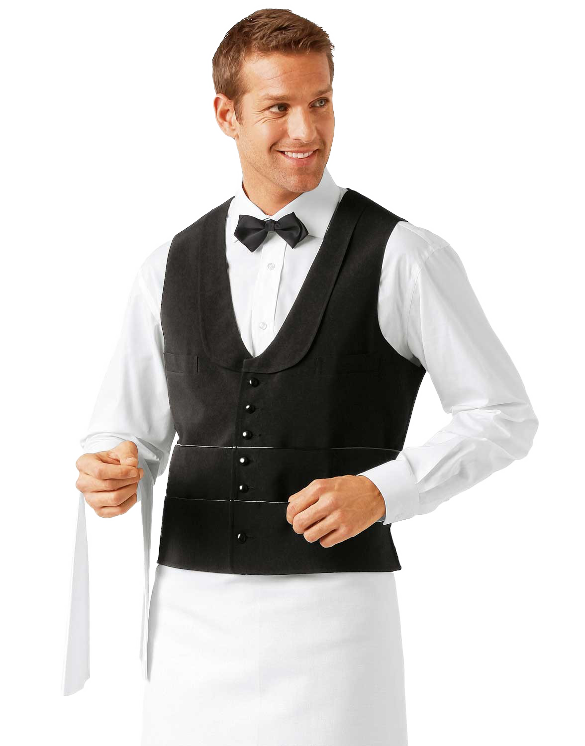 Waiter Uniform - Formal | Hospitality Uniforms | TSI Apparel
