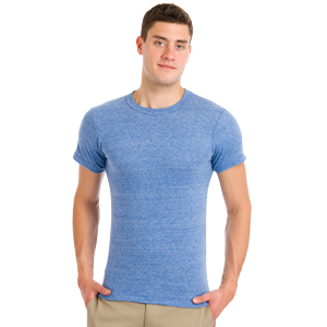 Round Neck T Shirt | Corporate Uniform | TSI Apparel | Uniforms Manufacturing in UAE