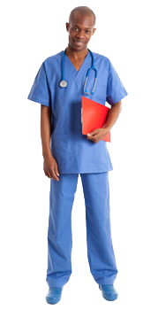 Men's Hospital Set | Hospitality Uniform | TSI Apparel