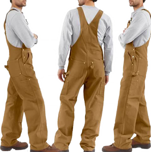 Bib Overalls | Industrial Uniform | TSI Apparel