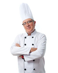 Chef Uniform - Male