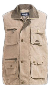 Multi Pocket Vests | Industrial Uniform | TSI Apparel