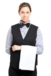 Waitress Uniform - Formal