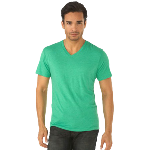 V Neck T Shirt | Corporate Uniform | TSI Apparel | Uniforms Manufacturing in UAE